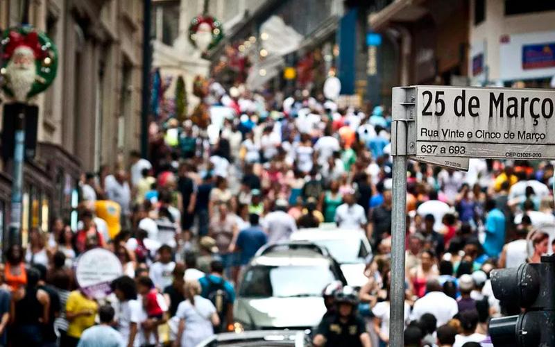 Principais lugares para ir às compras em São Paulo
