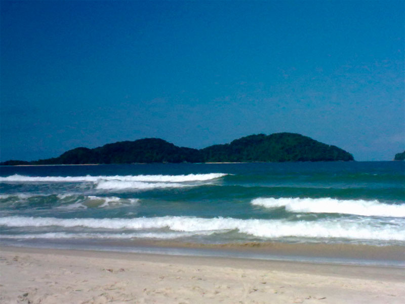 As melhores praias para curtir o réveillon em SP