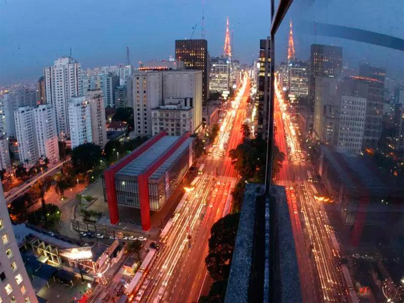 São Paulo a cidade que nunca para